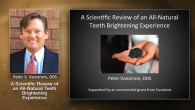A Scientific Review of an All-Natural Teeth Brightening Experience Webinar Thumbnail