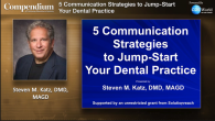 5 Communication Strategies to Jump-Start Your Dental Practice Webinar Thumbnail