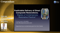 Predictable Delivery of Direct Composite Restorations Webinar Thumbnail