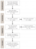 Fig 9. Systematic review process.